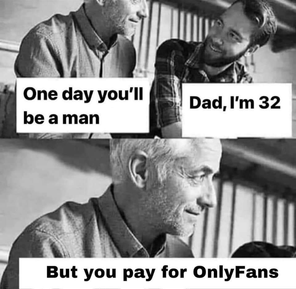 One day - meme