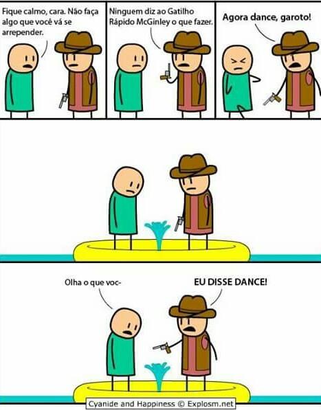 Dançando - meme