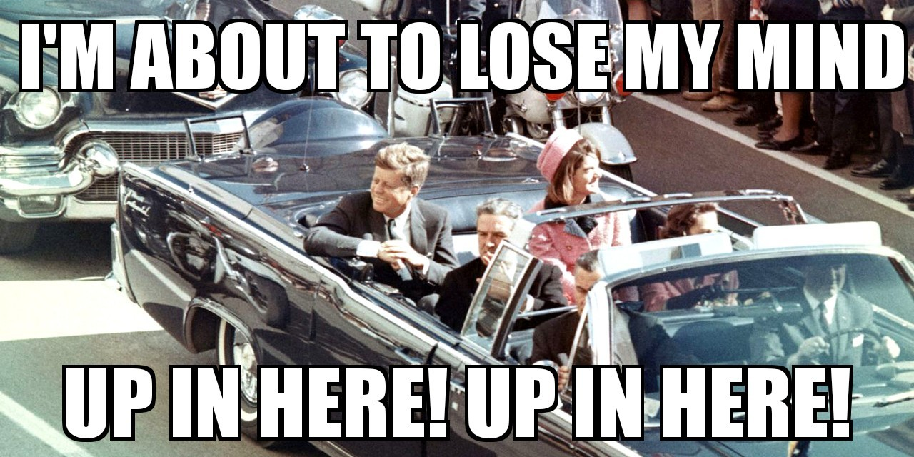JFK - meme