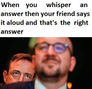 Belgium politicians - meme