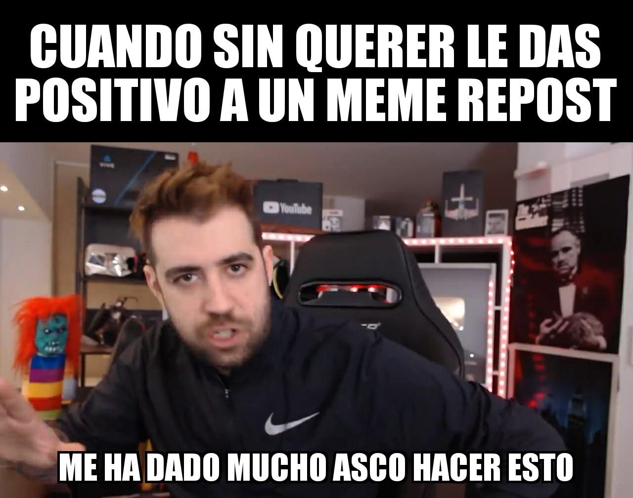 Plantilla original :D - meme
