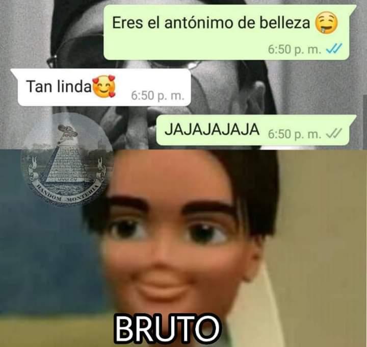 Bruto - meme