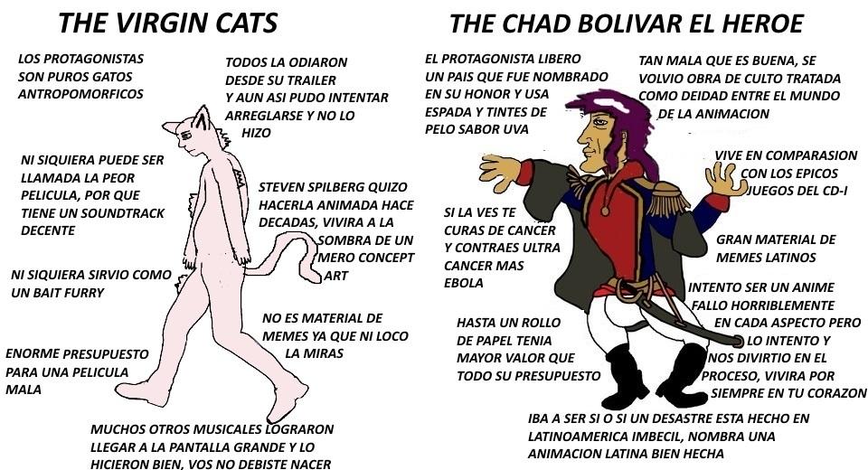 Maravillosos productos latinos - meme