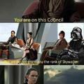 Take a seat, young Palpatine.