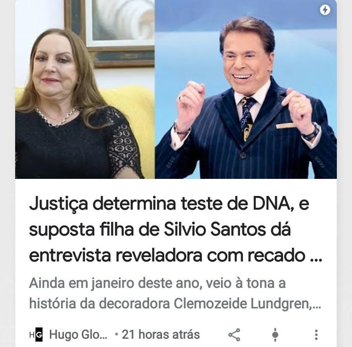 Sílvio Santos comeu o Faustão e fodase - meme