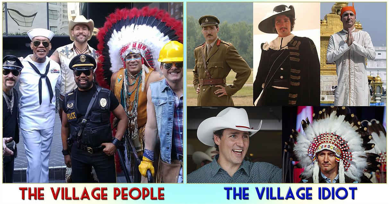 The Village People - meme