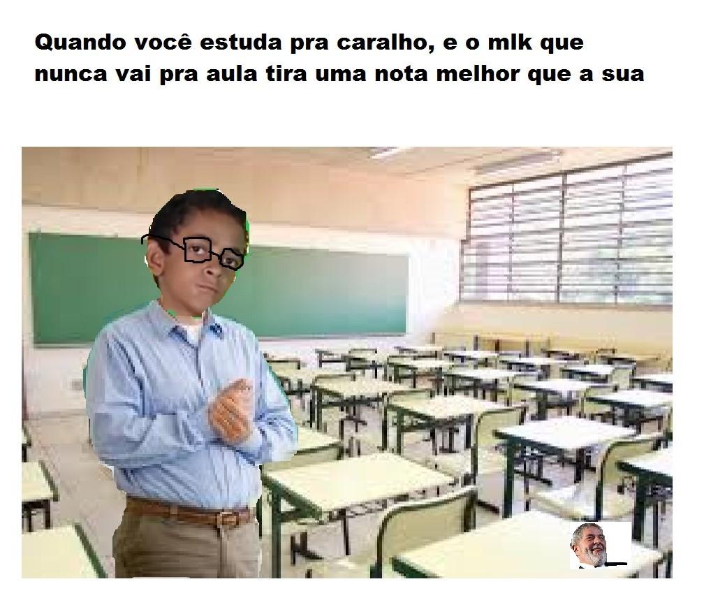 Pode isso professor? - meme