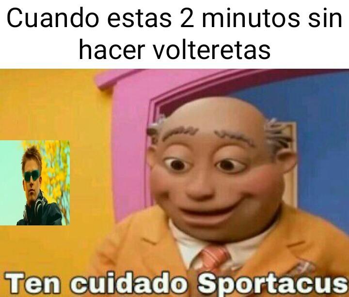 Sportacus... - meme