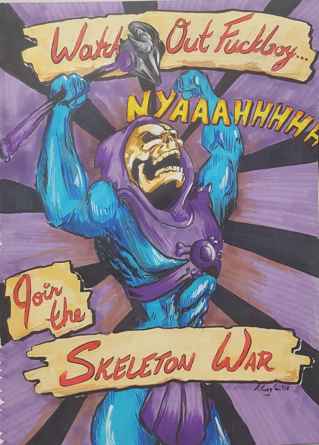 The Best Skeletor Memes Memedroid