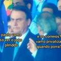 Bolonoro, faz o que o Gaulo Pedes quer. Ninguém aguenta mais pacote preso em Curitiba.