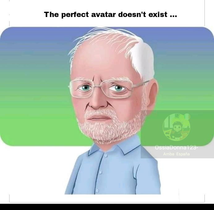 The perfect avatar❤ - meme