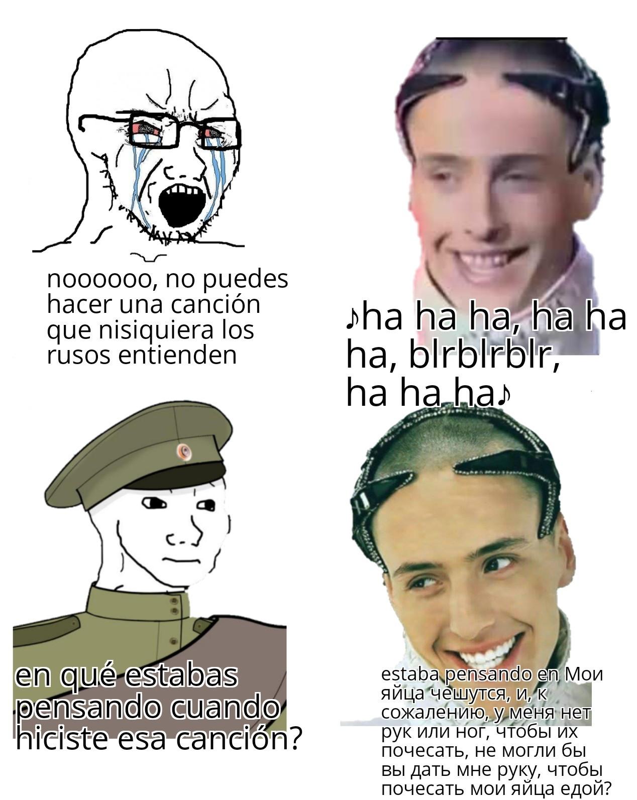 Vitas, the 7th element - meme