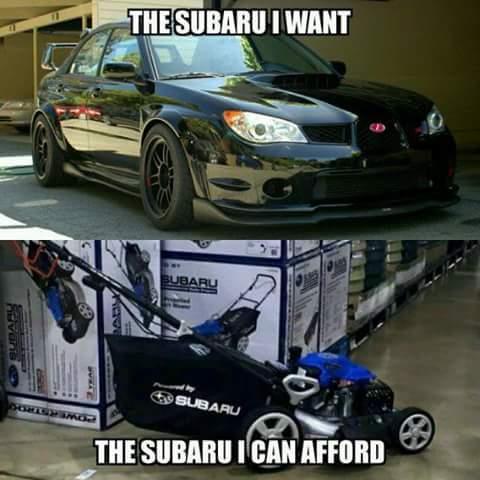 Subaru - meme