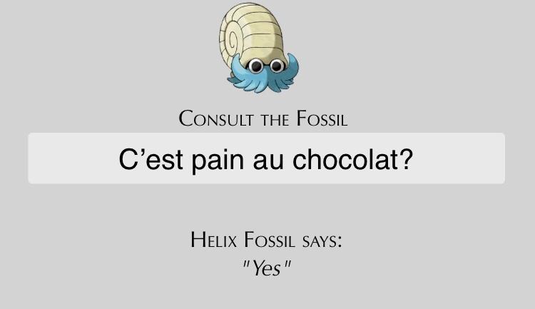 vous avez quoi a dire les pro chocolatine maintenant ? - meme
