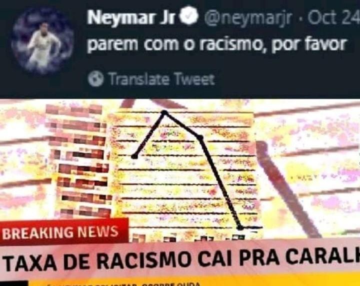 Neymar, meu salvador - meme