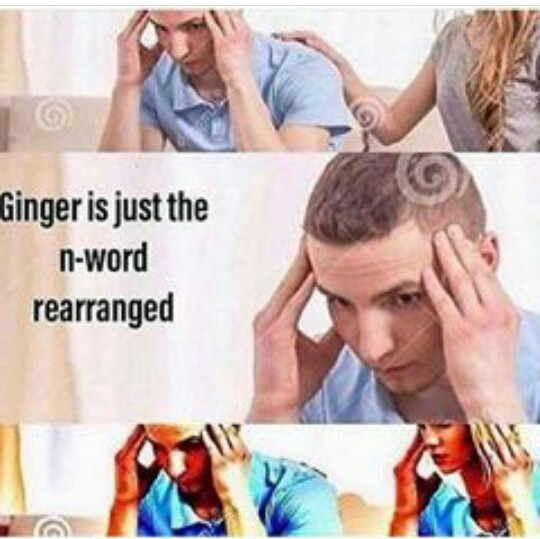 Ginger - meme
