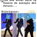 El futuro no es hoy, será cuando el hidrógeno sea fuente de energía