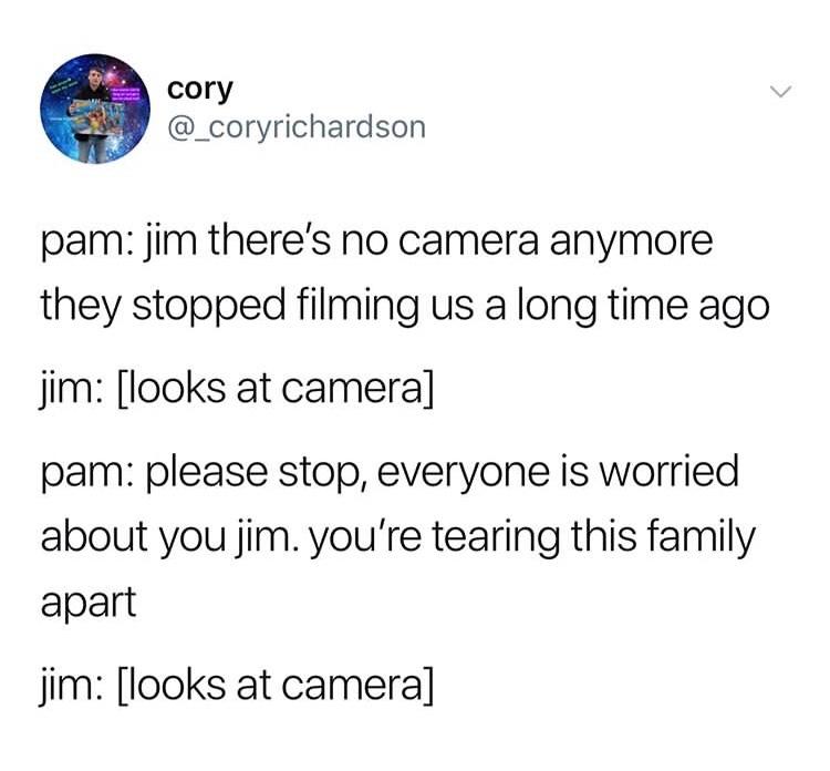 please Jim - meme