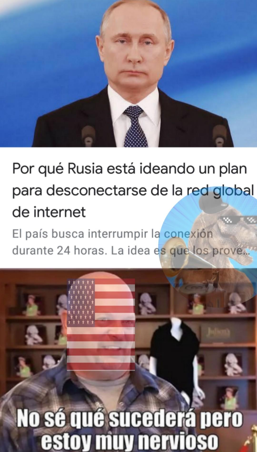 El comunismo resurge - meme