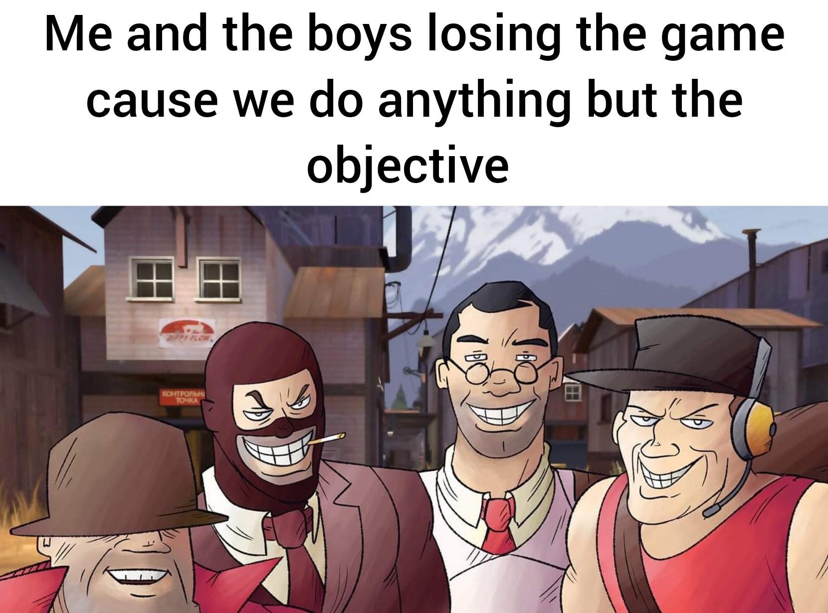 Still fun tho - meme