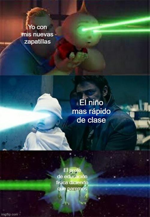 Como flash - meme