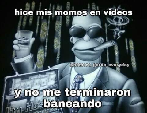 Momero sinso - meme