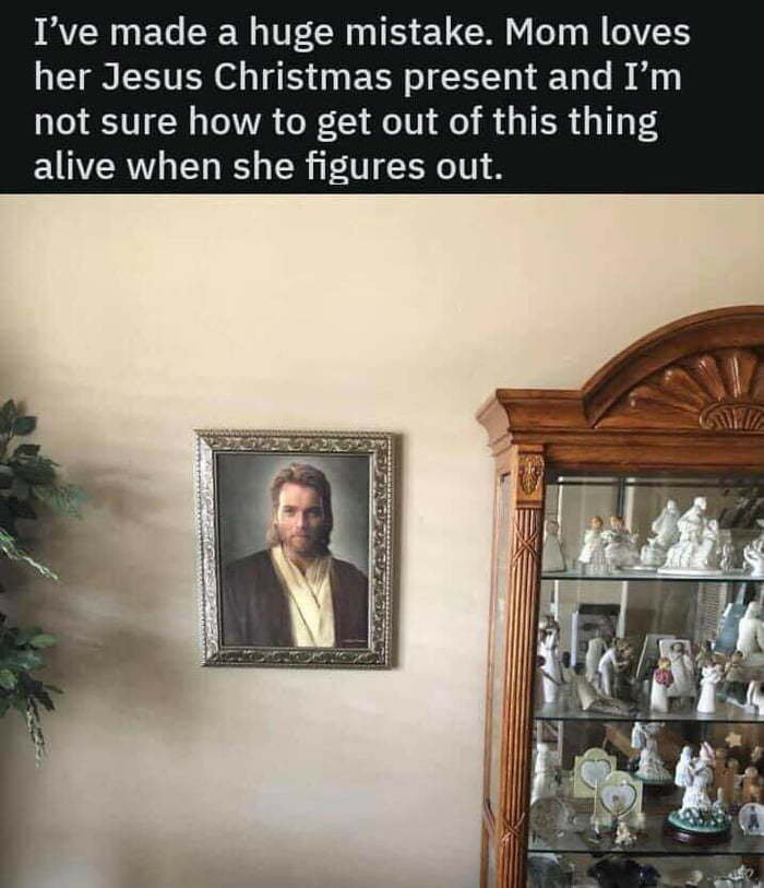 Obi Wan Kenobi - meme
