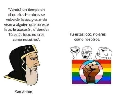Grande San Antón - meme