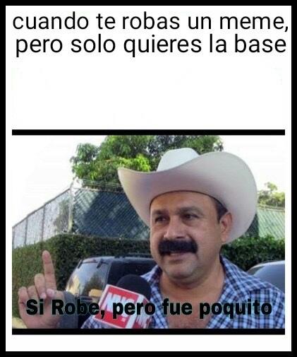 poquito - meme