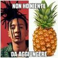 Ghali è un ananas