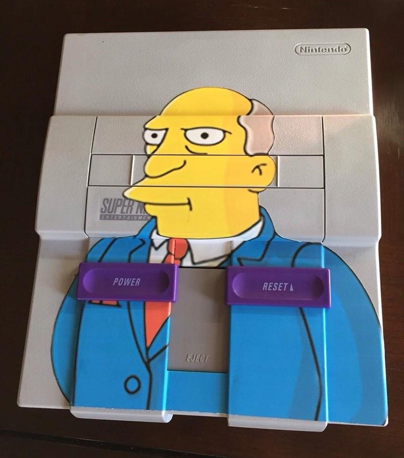 Simpson did it - meme