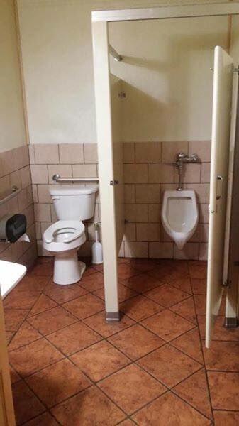 Cursed toilets - meme