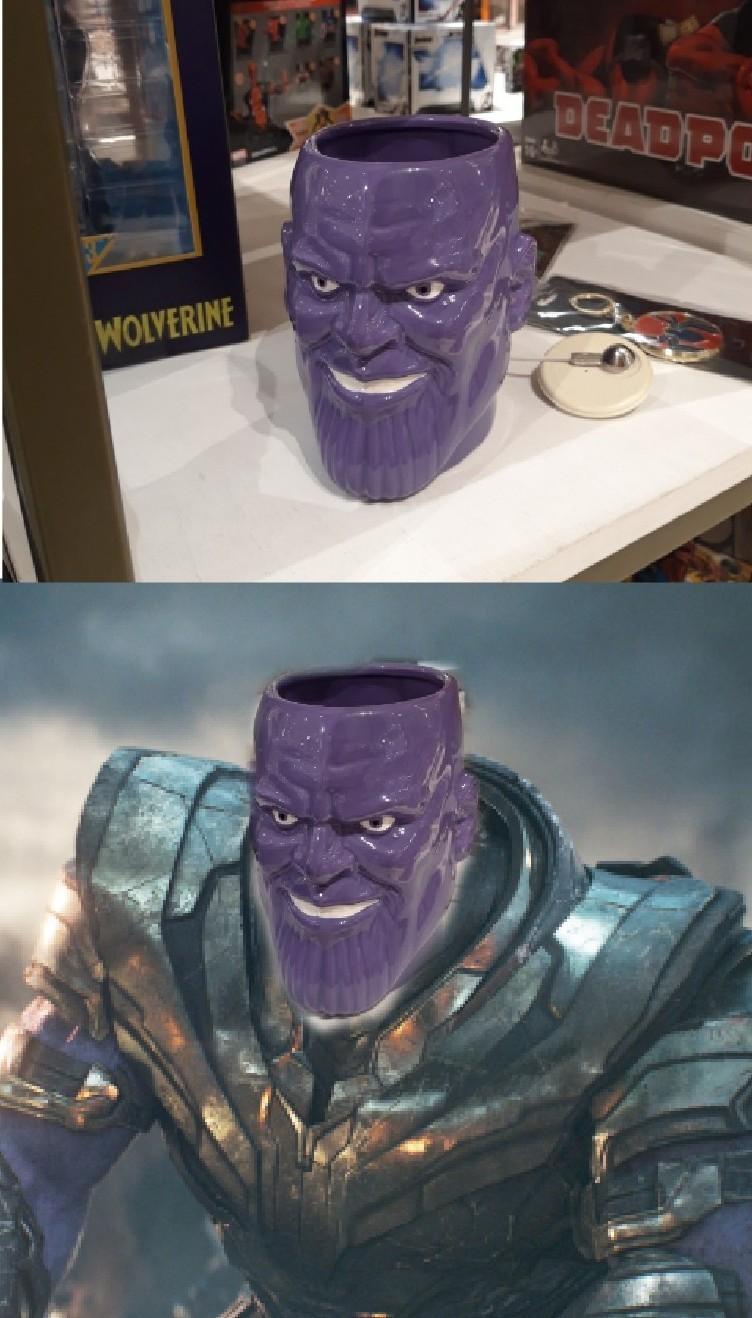 Este Thanos - meme