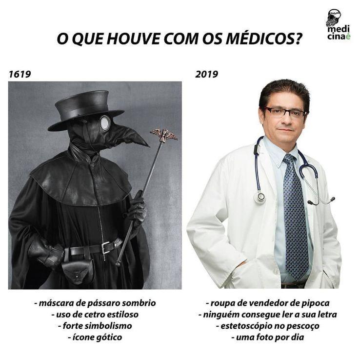 Insira o médico - meme