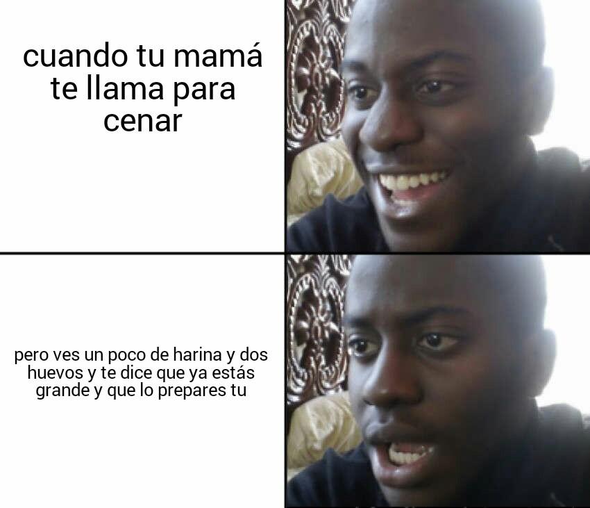 Anoche - meme