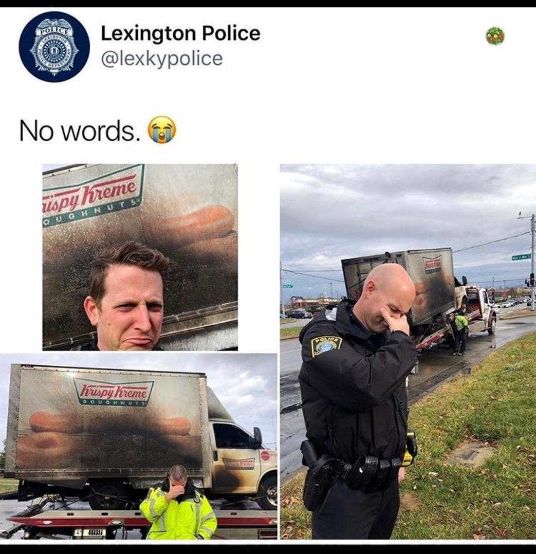 r.i.p Krispy Kreme - meme