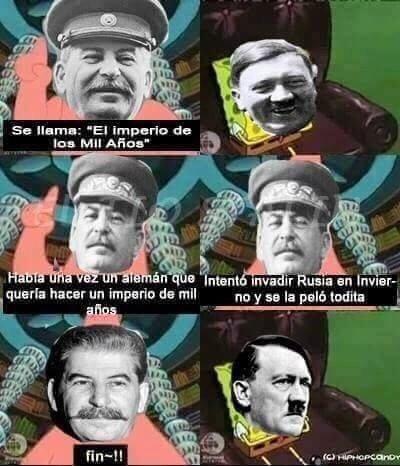 Napoleón lloró cuando vio este meme