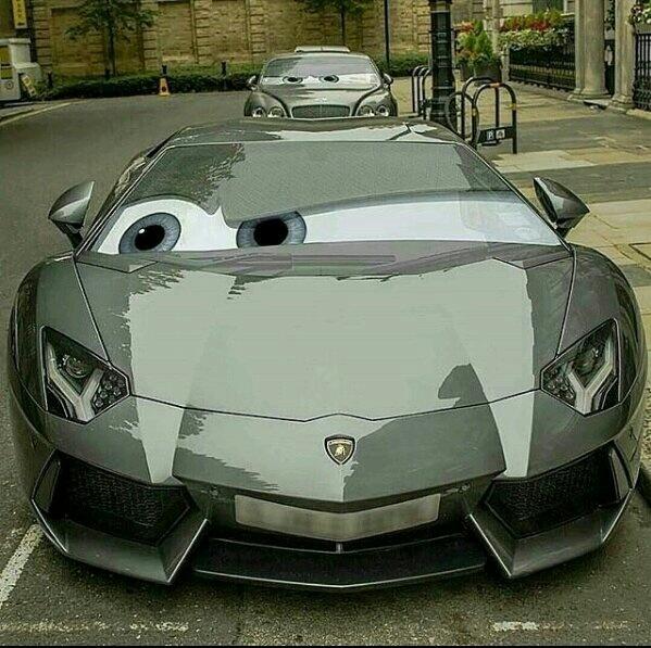 Cars - meme