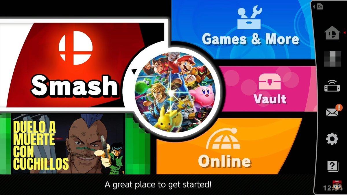 En exclusiva el nuevo modo del smash ultimate - meme