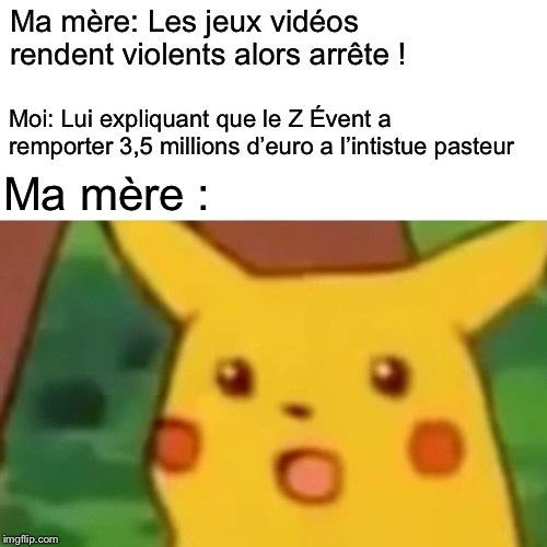 Les jeux vidéo... - meme