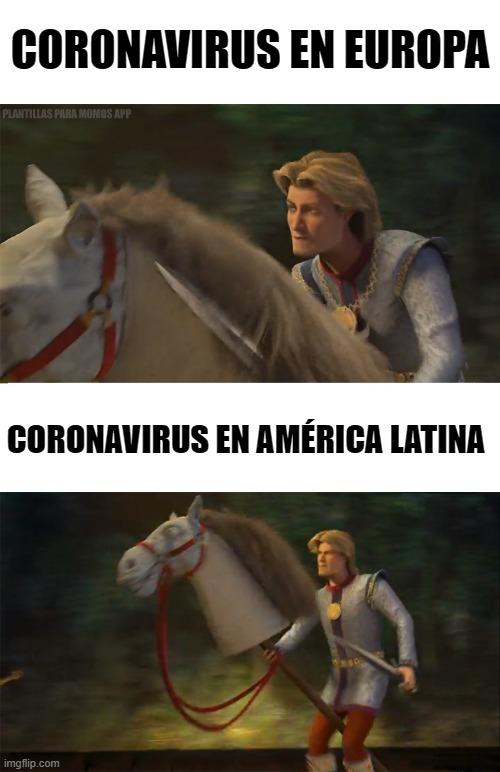 CORONAVIRUS 4 - meme