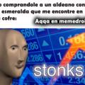 S T O N K S