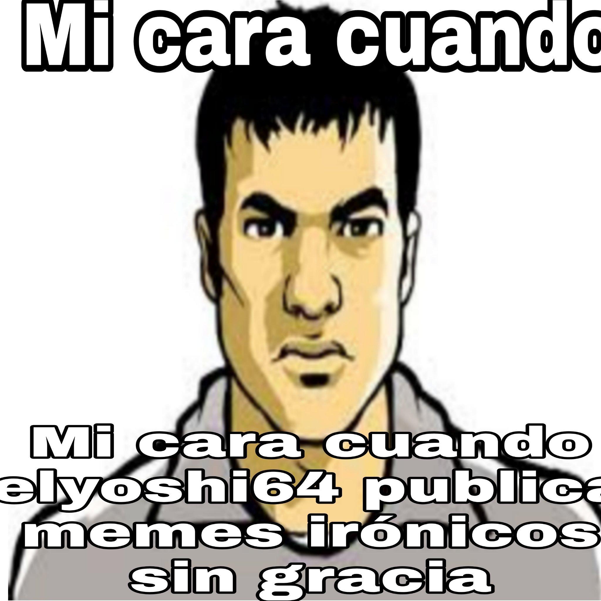 Elmierda64 - meme