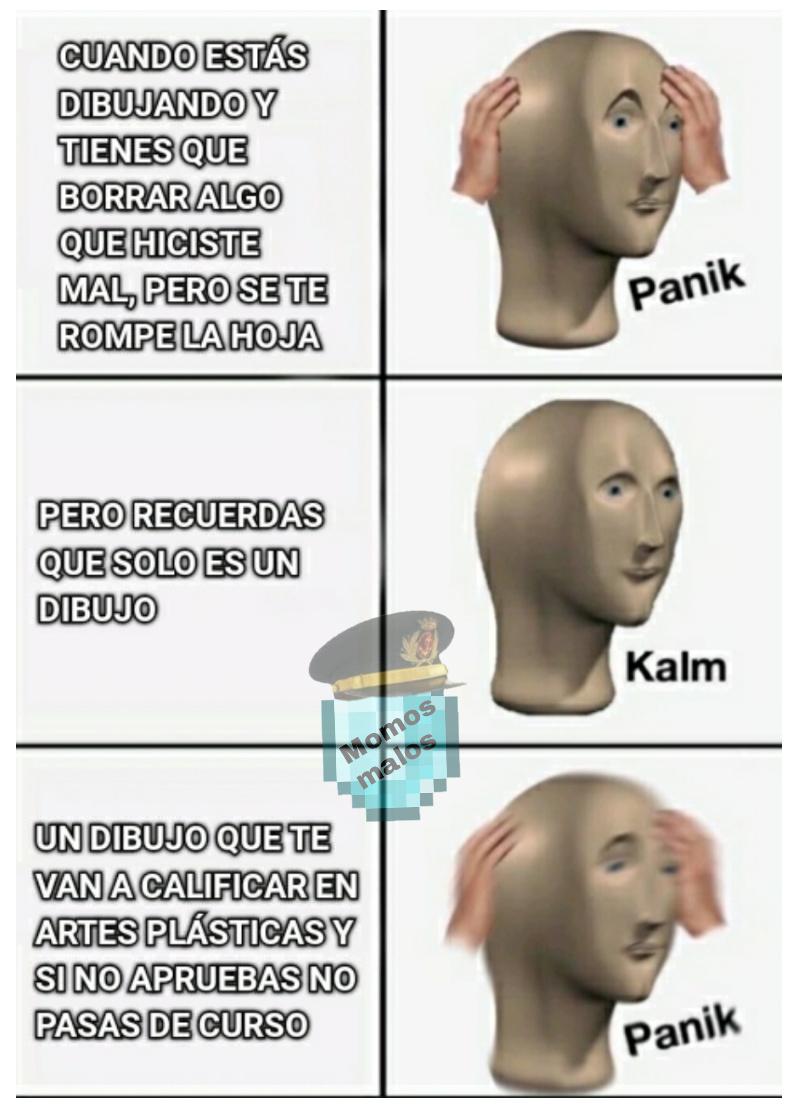 Panicoooo D: - meme