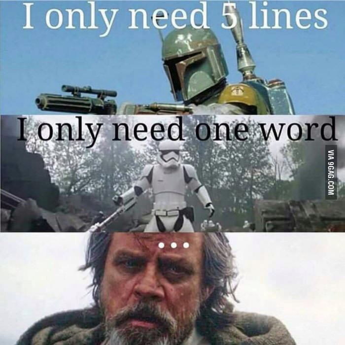 Luke fodão - meme