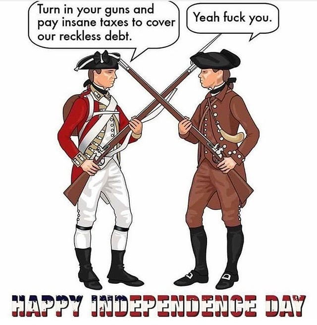 Happy Independence Day - meme
