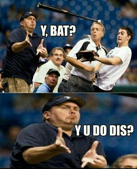 Why Bat? - meme