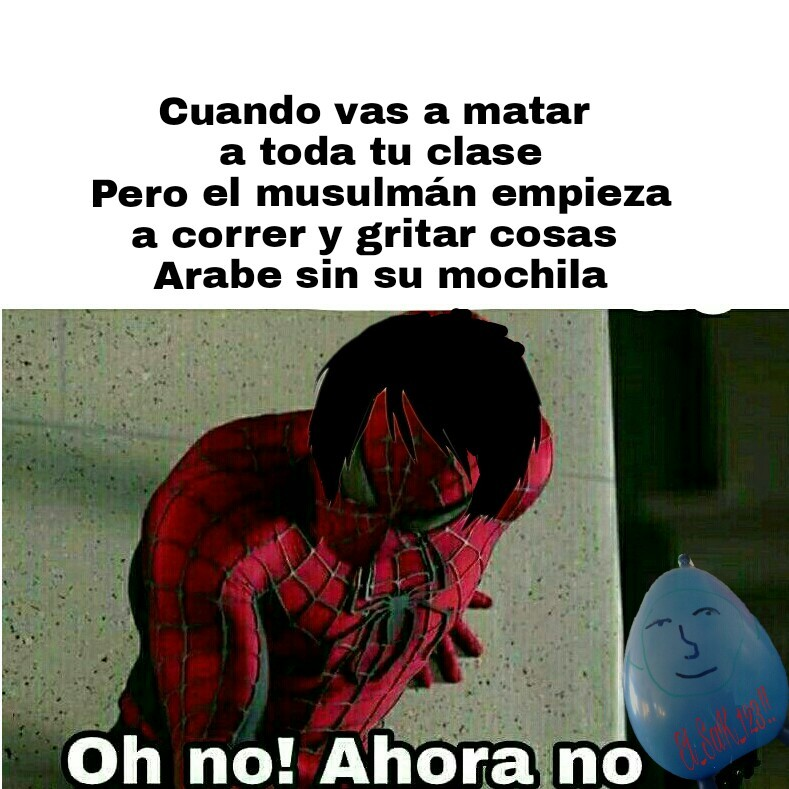Spiderdark xddd(sigueme y te sigo io nun k faio) - meme