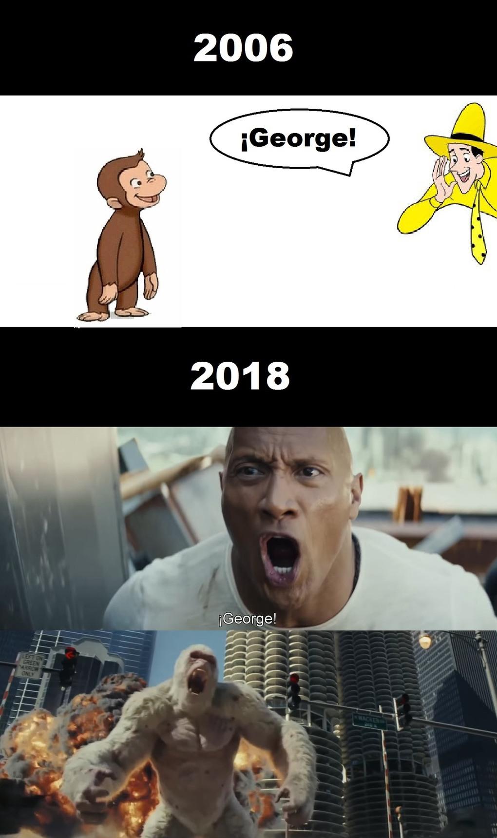 Crecen tan rápido - meme