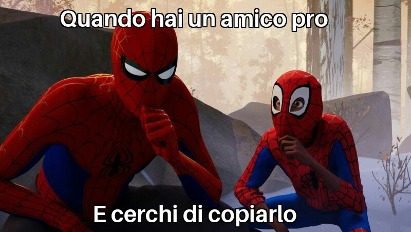 Hey zio, come si spara? - meme